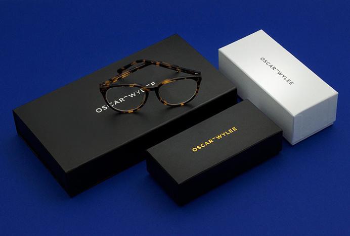 Oscar Wylee by Design by Toko #packaging #glass #eyewear