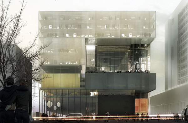 dance_center_the_hague_finalists_13_medium 2 #oma #architecture
