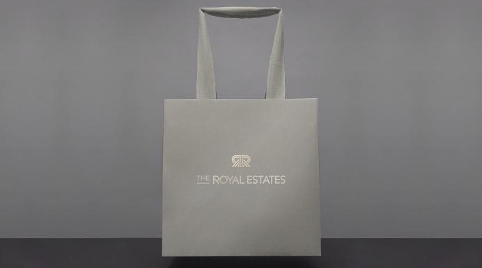 The Royal Estates Brand Development