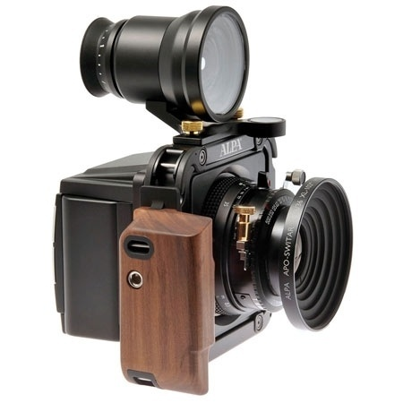 Dezeen » Blog Archive » ALPA 12 TC camera by Estragon #camera