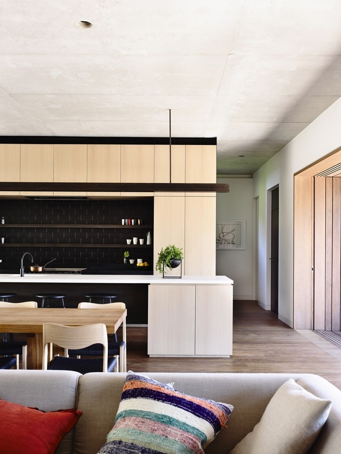 In-Situ House by Rob Kennon Architects