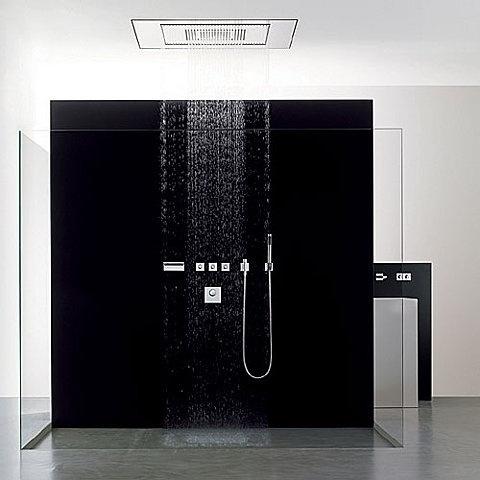 FFFFOUND! | Symetrics Modern Bathroom Concepts from Dornbracht #toilet #shower #design #bathroom #product #rain