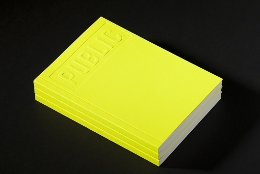 There is always another way. Blok Design. #print