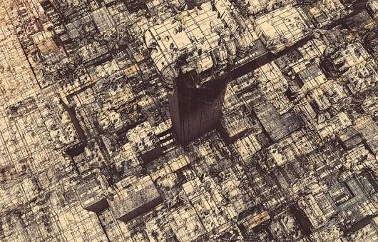 Looks like good Cities Illustration Series by olschinsky #illustration #olschinsky #cities