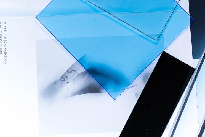 Mies Nobis, jewellery lookbook. Design by Laura Knoops