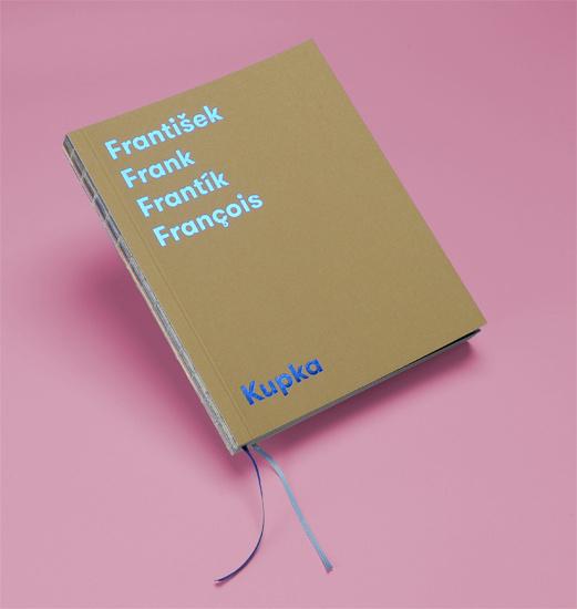František Frank Frantík François Kupka #cover