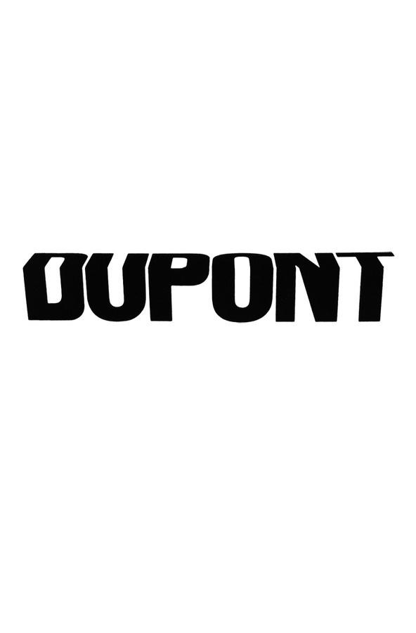 Michael Baviera — Dupont Logotype #logo #design #poster #typography