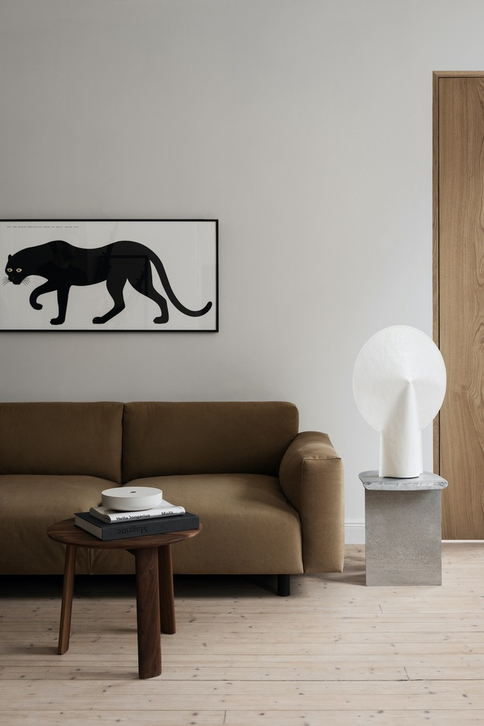 Apartment V by Atelier Paul Vaugoeau