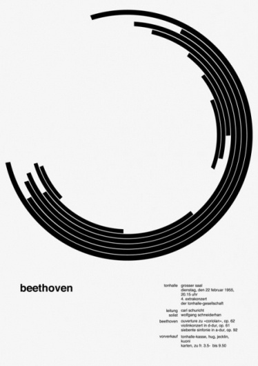 ISO50 Blog – The Blog of Scott Hansen (Tycho / ISO50) » The blog of Scott Hansen (aka ISO50 / Tycho) #beethoven #design #graphic #grid #poster