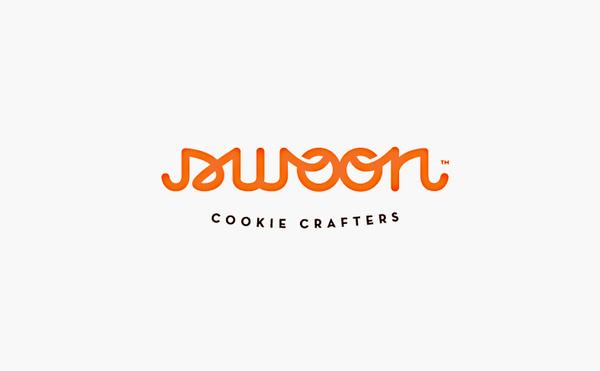 swoon logo design