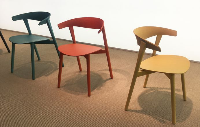 Nix Chair by Patrick Norguet