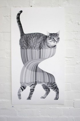 Art « Jonathan Zawada #kitties #cool