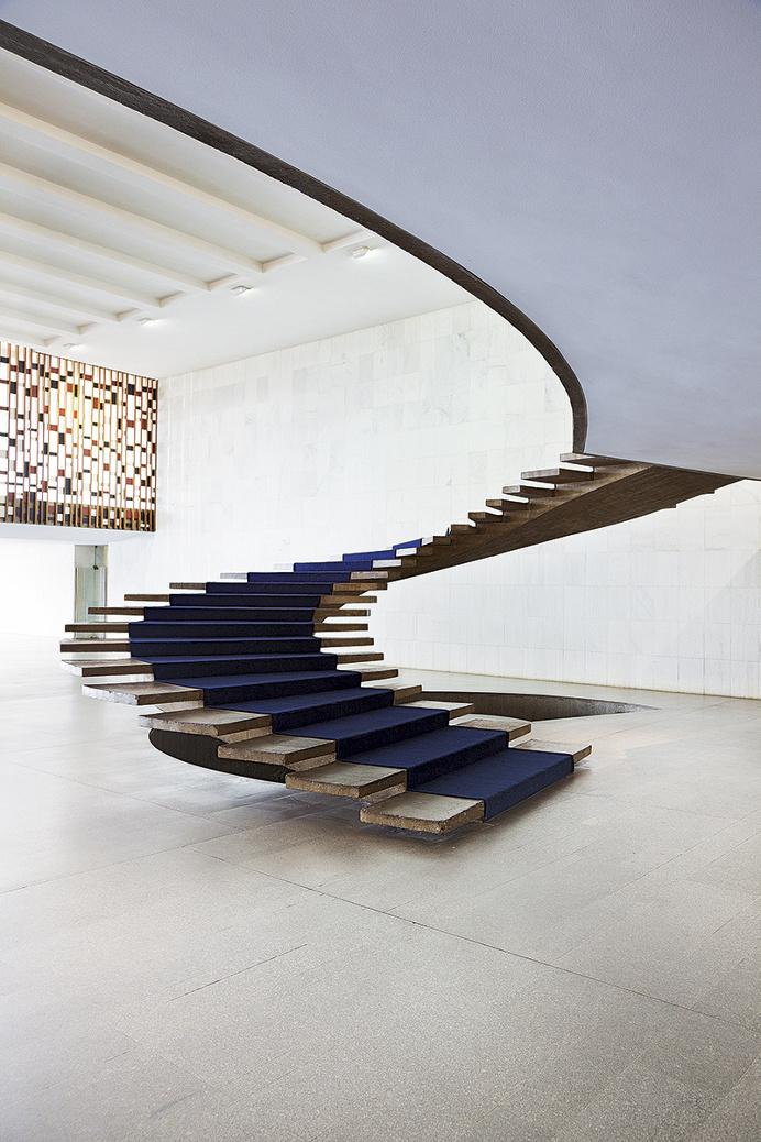 Itamaraty Palace, Brasilia_Niemeyer
