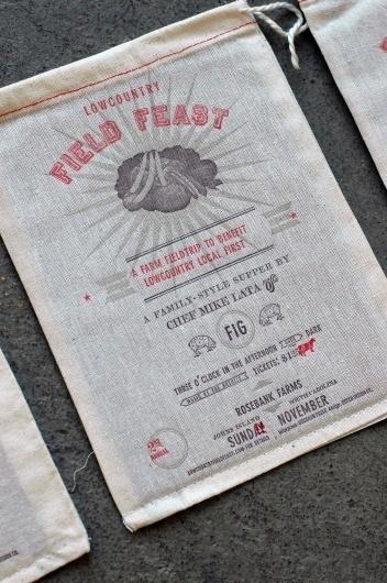 FeildFeast3.jpg 1000×1504 pixels #packaging #type #design
