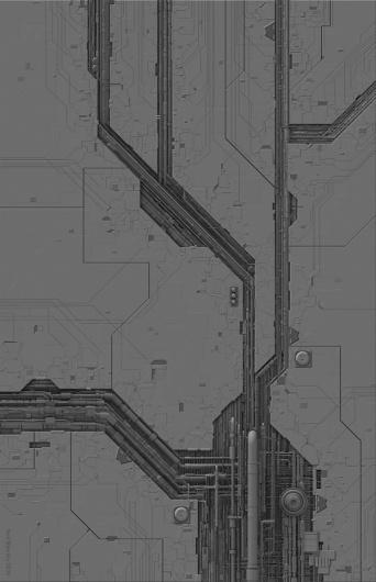 CGPortfolio - Neil Blevins #spaceship #hull #texture