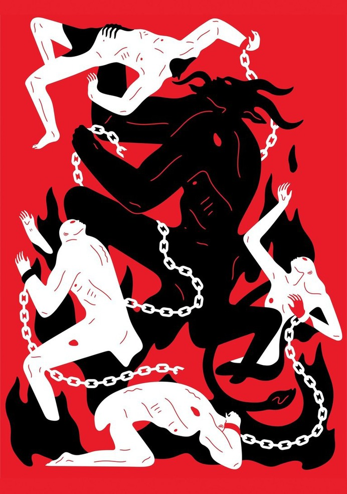 How the Idea of Hell Has Shaped the Way We Think | The New Yorker | Cleon Peterson