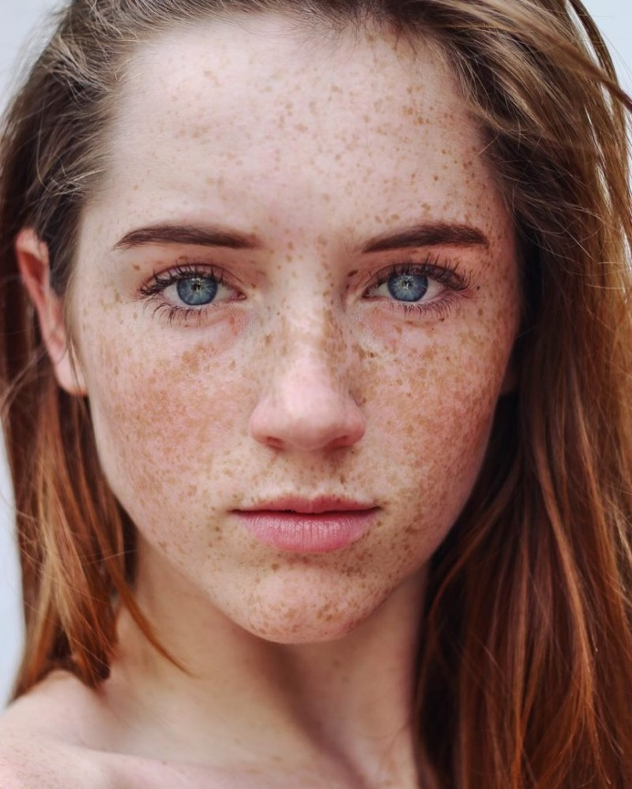 Gorgeous Portrait Photography by Jordyn Otey