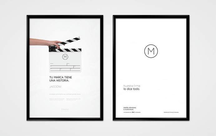 Minima Studio — #branding #logo #stationery #black #white #simple #minimal #minima #studio #minimalism #brand #design #graphic #office #po