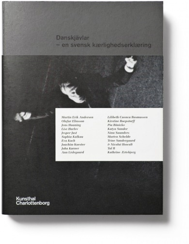 Rasmus Koch Studio : Danskjävlar – A Swedish Declaration of Love #print