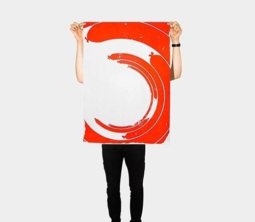 Philip Dam Roadley-Battin | The Strange Attractor #muller #print #bratwurst #screen #brockman #poster #silk #joseph