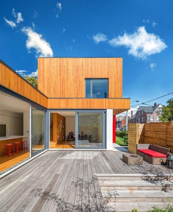 Grange Triple Double House 4