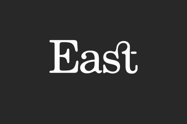 East Logo #logo #design