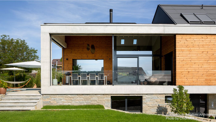 Swiss Simplicity - #architecture #house #home #decor