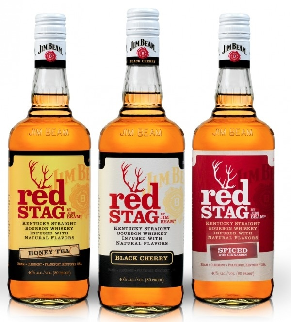 Google Image Result for http://www.bourbonblog.com/wp-content/uploads/2011/12/red_stag_honey_tea_Spiced_with_Cinnamon.png #packaging #typography