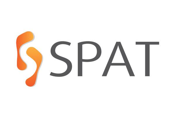 SPAT - Logo Design #logo #charity #identity #branding