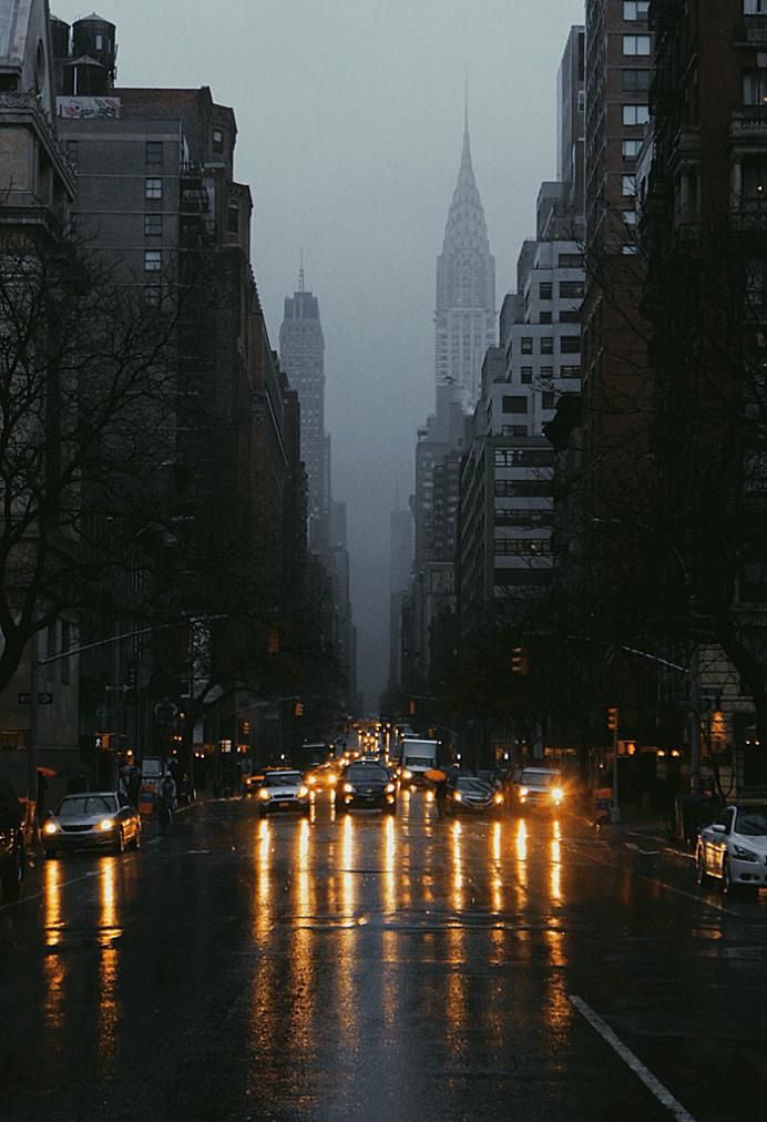 Lexington Ave, Manhattan, NYC