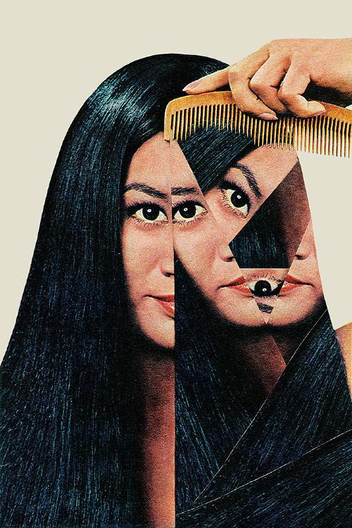 Mind Alteration - Eugenia Loli #cubism