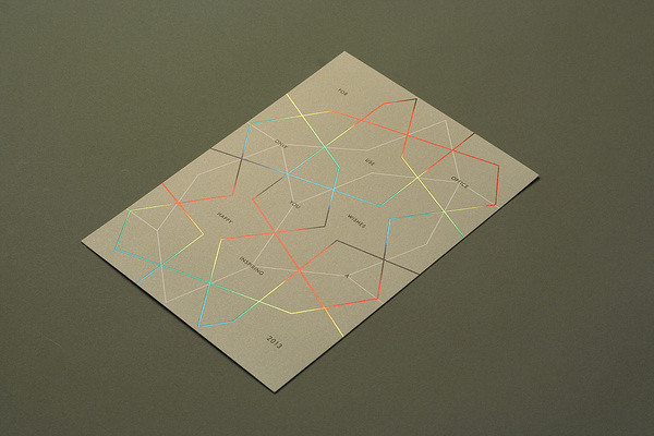 For Office Use Only | 2013 Holiday Card #identity