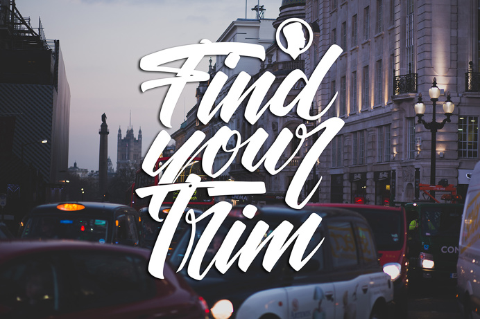 Find your trim on Behance