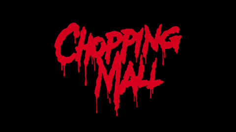 Chopping Mall movie poster logo #movie #horror #posters #chopping #mall