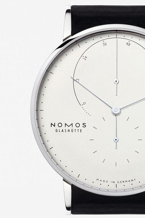 nomos watch #nomos #minimal #glashã¼tte #watch