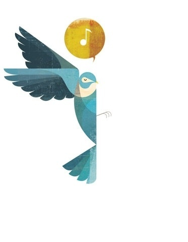 FFFFOUND! #illustration #bird