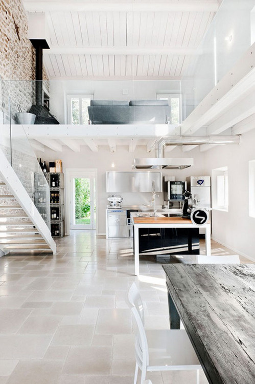 CJWHO keep in mind, there's no fucking icecream in our fucking future! #white #design #living #interiors #architecture