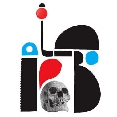 Cody Hudson | Sixpack France #skull #collage