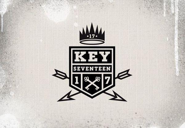 Keyseventeen Logo #crown #17 #seventeen #graffiti #crest #logo #arrows #shield #key #blog #keyseventeen #numbers #type #king