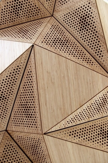 Archinect / Pinterest #surface #materiality
