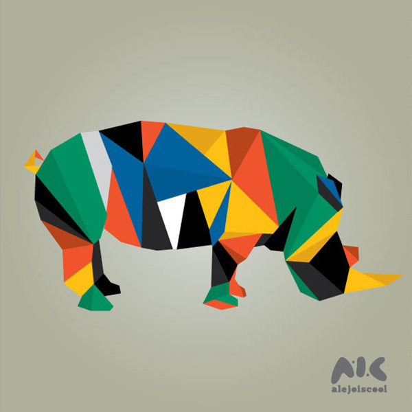 South African colours #shapes #african #colours #south #identity