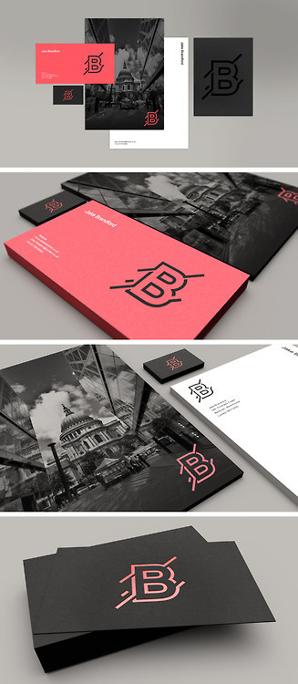 Personal Identity by Jake Brandford #design #graphic #typography
