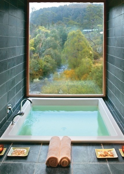 Perfection. #interior #water #nature #window #bath