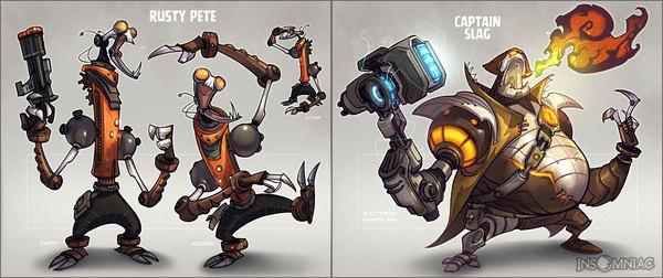 Ratchet & Clank | CreatureBox #ratchet #clank #and