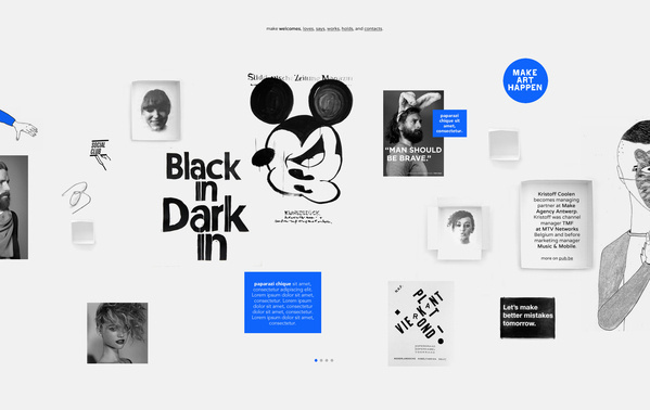make website #collect #graphic