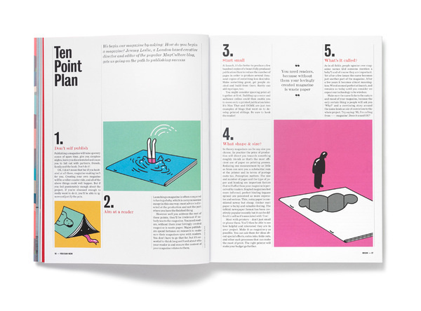 YouCanNow Issue One Alex Hunting #design #grid #spread #layout #editorial #magazine