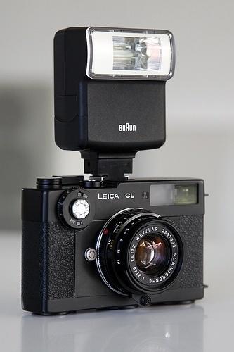 LEICA VS BRAUN #camera #equipment #leica #photography #braun