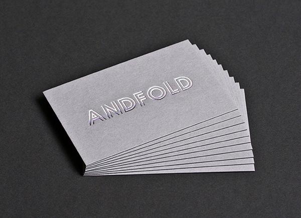Andfold Studio #card