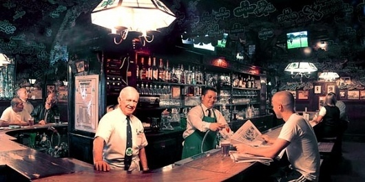 About Us #bergins #shamrock #tom #irish #pub