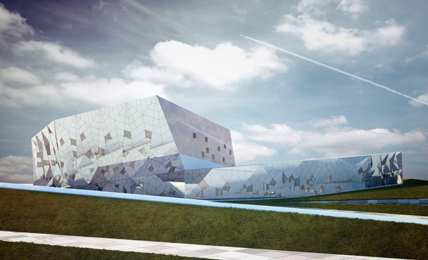 CJWHO ™ #construction #design #china #architecture #library